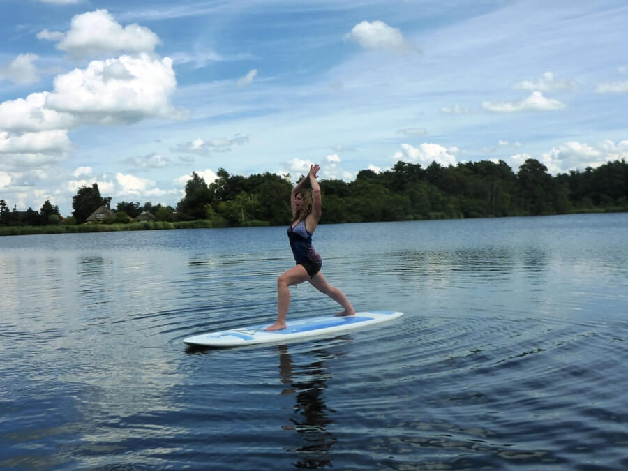 8 september: SUP & Yoga workshop
