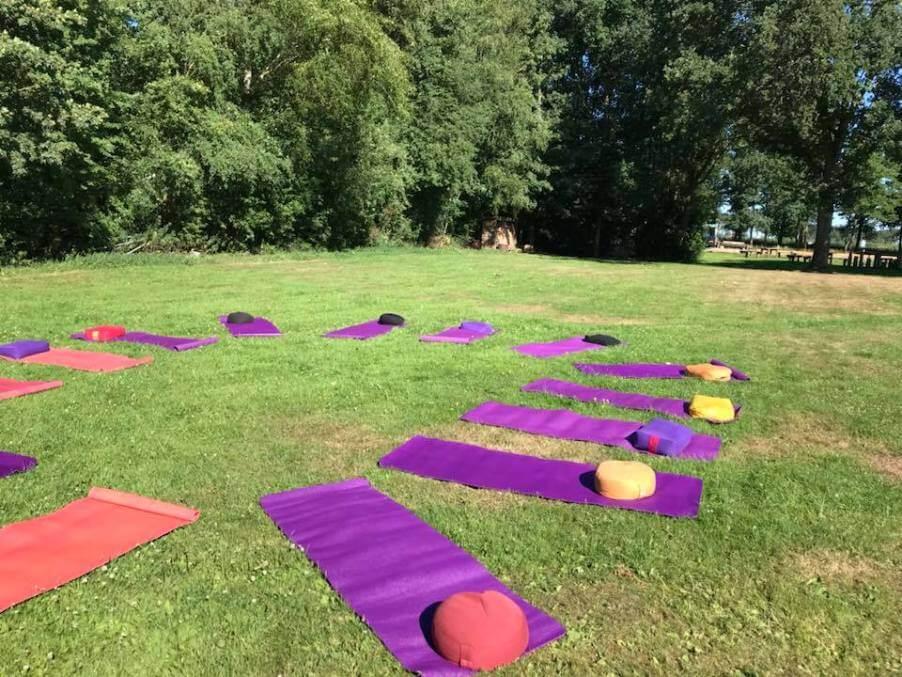 Yoga Weerribben